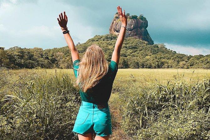 Day Tour to Pidurangala, Sigiriya and Dambulla Cave Temple