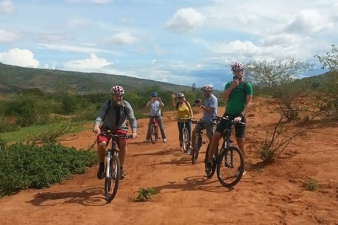 Biking Experience around Akagera Village and National Park