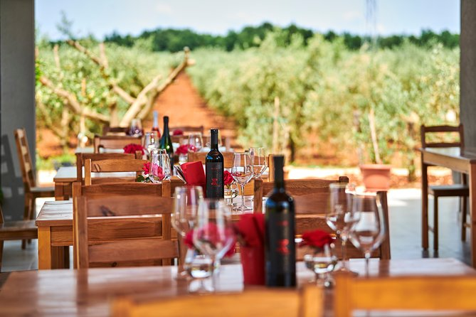 PERVINO - Wine tasting