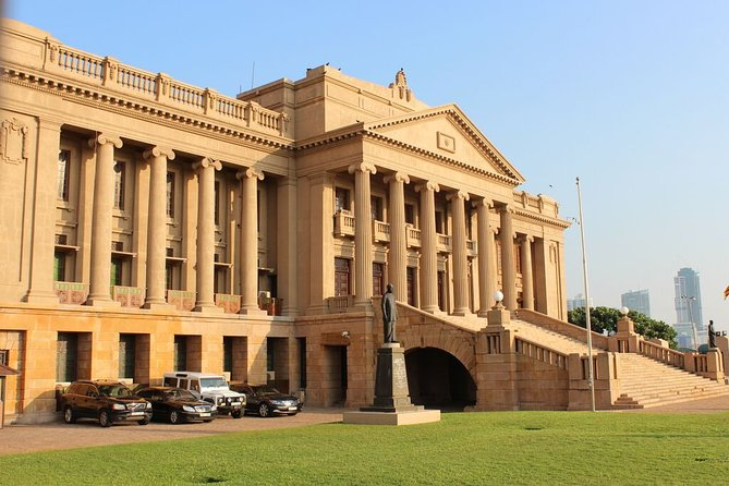 One Day Tour To City Colombo