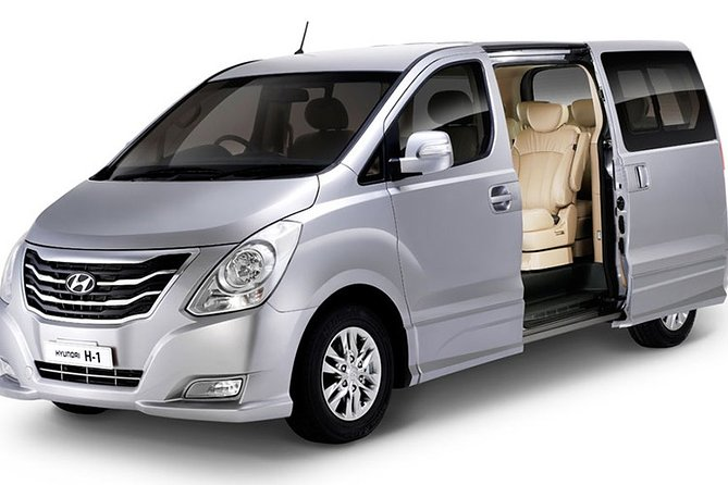 Private transfer from SJO Intl Airport to downtown Hotels