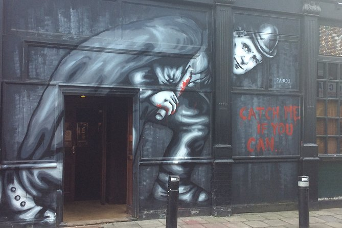 Private Tour: Jack the Ripper Day Time Walking Tour in London