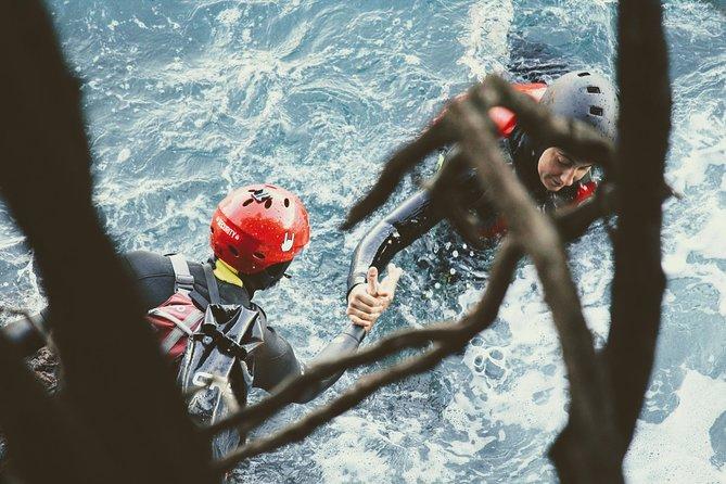 Coasteering Portofino