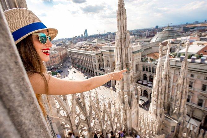 Milan Private Walking Tour 3h