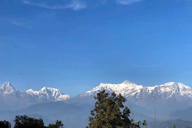 Sunrise and Sunset Combo Tour in Pokhara