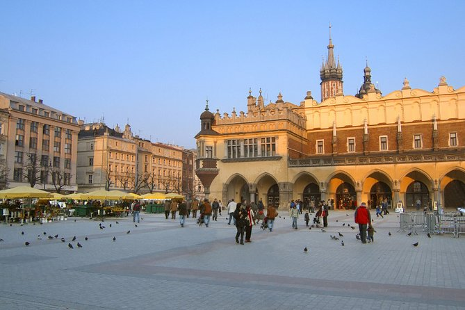 In 10 days around Poland - by train, with hotels and local tours