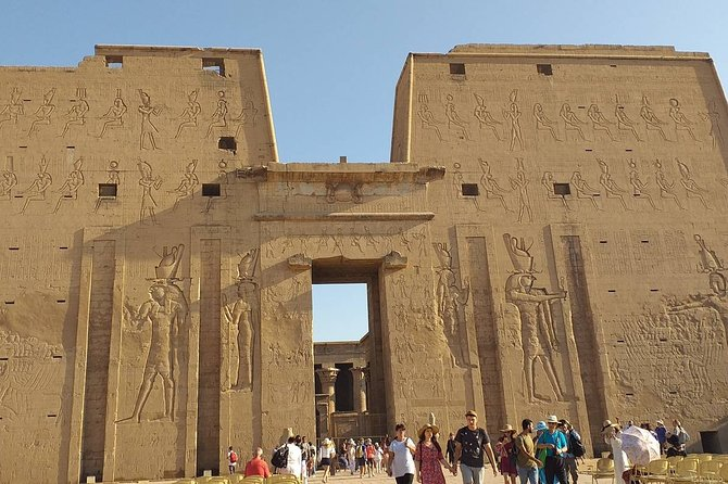 4 Days Aswan to Luxor Nile Cruise from cairo with FLIGHT