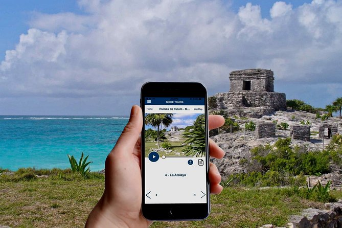 Tulum Self-Guided Walking Tour