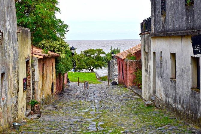 Viagem de um dia à Colonia saindo de Montevidéu