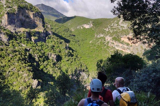 Canyoning in Garganta Verde