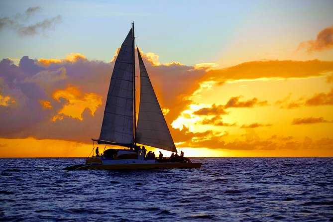 Sunset Cocktail Cruise of St Kitts