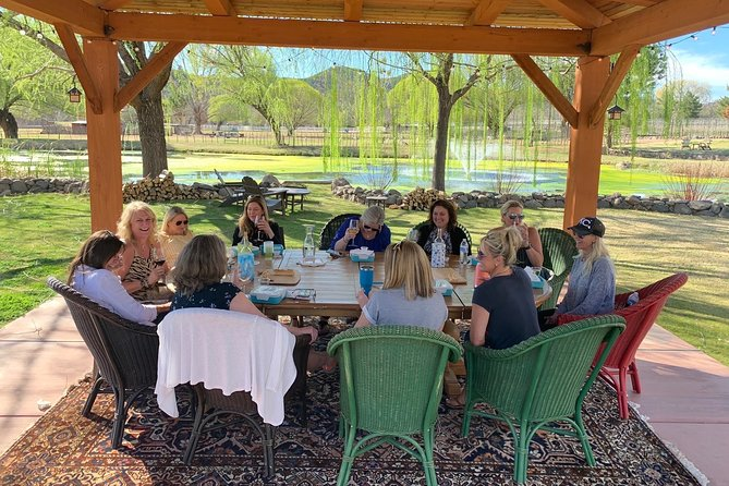 Luxury Wine Tour from Sedona to the Verde Valley Vineyards