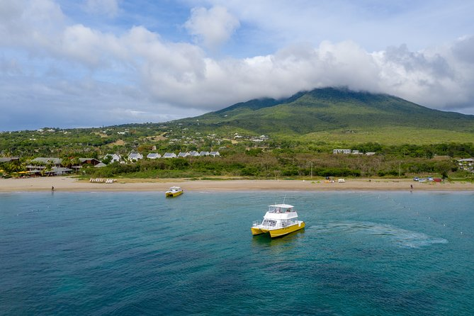 St Kitts Shore Excursion: Nevis Beach Getaway