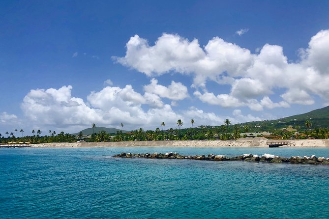 Nevis Plantation and Beach Experience from St Kitts