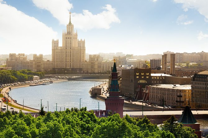 Moscow: City tour & Lunch & Metro tour & Museum Bunker-42