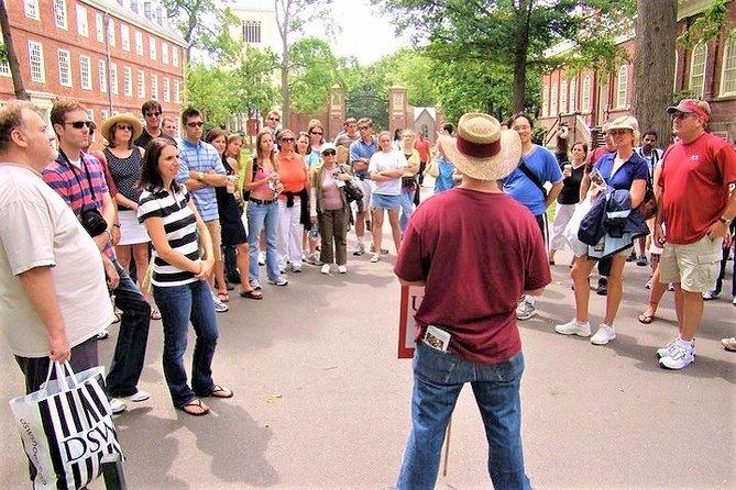 Private Group Walking Tour of Harvard University