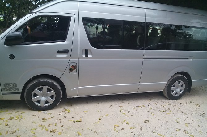 Treasure Beach Hotels Airport Transfers Montego Bay MBJ (Private Roundtrip)