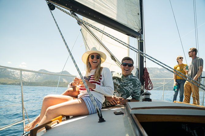 2-Hour Small-Group Lake Tahoe Sailing Cruise