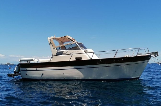 Full day Amalfi coast cruise