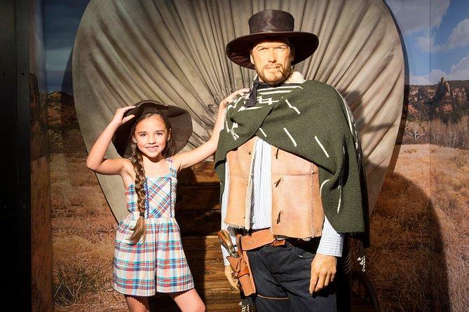 Branson Hollywood Wax Museum Ticket