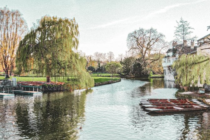 Comprehensive Cambridge Collection: 4 podcast walks to discover the city