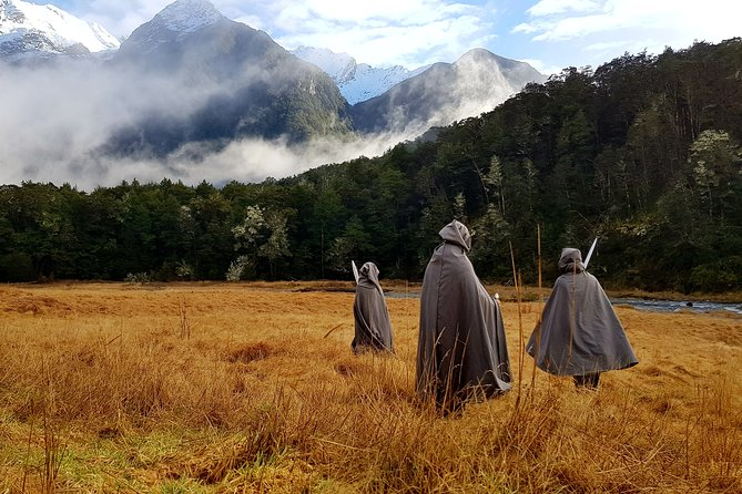 Lord of Rings Full-Day Tour around Queenstown Lakes by 4WD