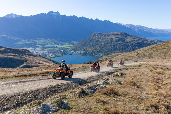 Tour en quad por Queenstown