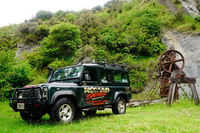 Macetown 4WD Tour from Queenstown
