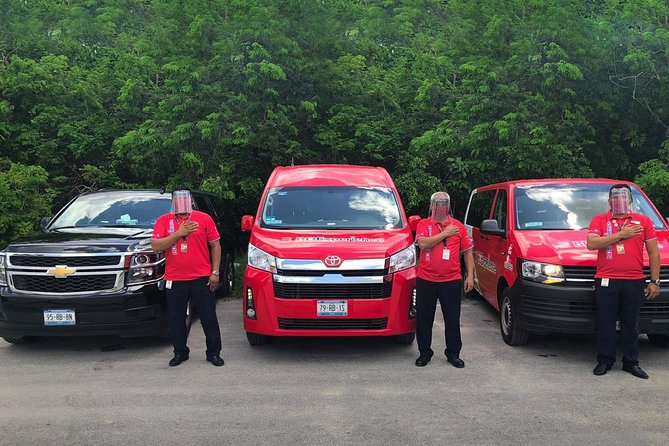 Luxury SUV Private Roundtrip Transfer Airport-Hotel-Airport - Akumal Hotels
