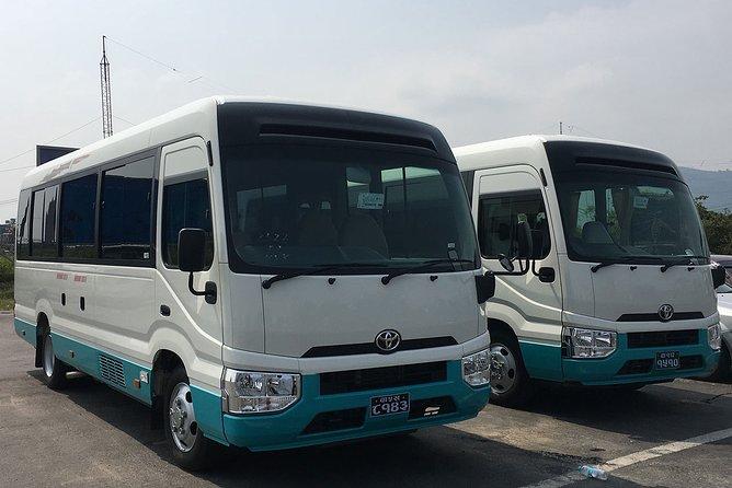 Deluxe Toyota Coaster Mini Bus Transfer From Kathmandu to Pokhara or V. V.