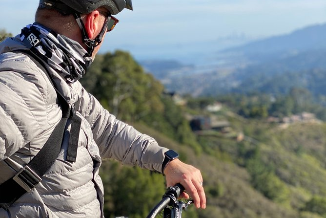 Specialized Electric Mountain Bike Tour of Mt Tam and Redwood Forest