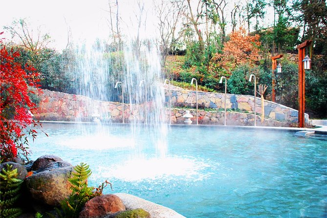Private Nanjing Layover Tour to Tangshan Hot spring