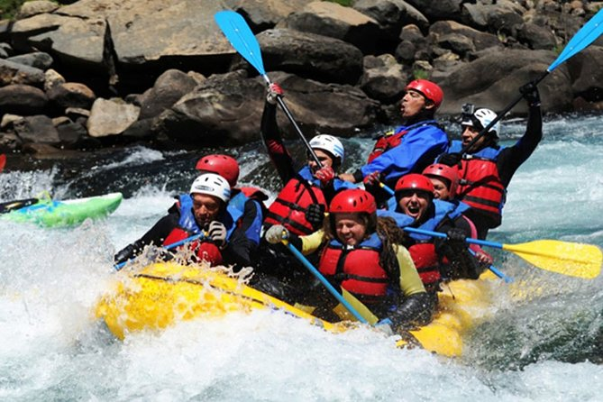 Thrill of a lifetime: Kithulgala White Water Rafting