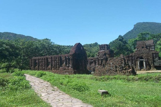 My Son Holyland Afternoon Private Tour from Hoi An or Da Nang City
