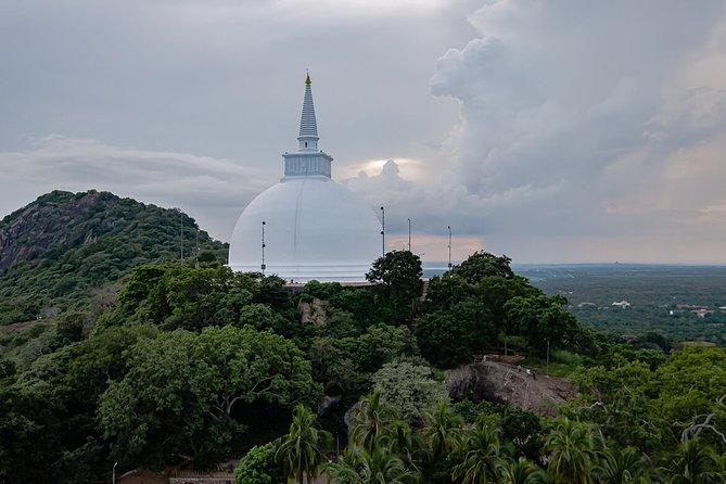 Full Day Tour to Anuradhapura and Mihintale