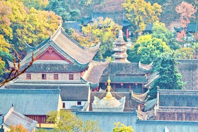 Private Nanjing Layover Tour to Qixia Mountain