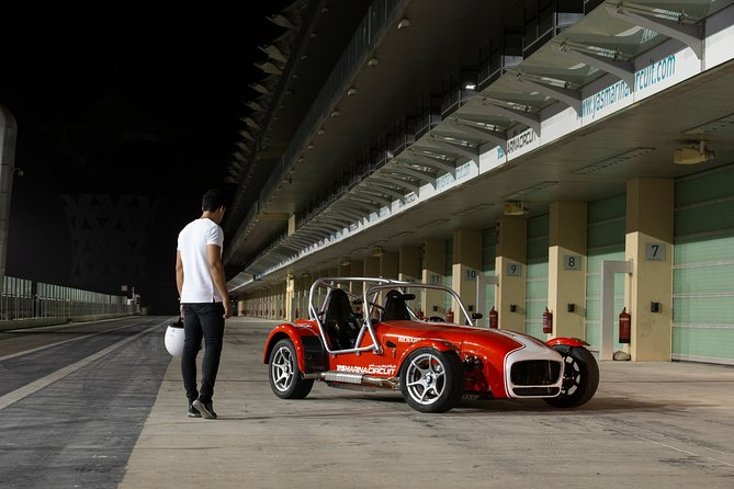 Caterham Seven Driving Experience