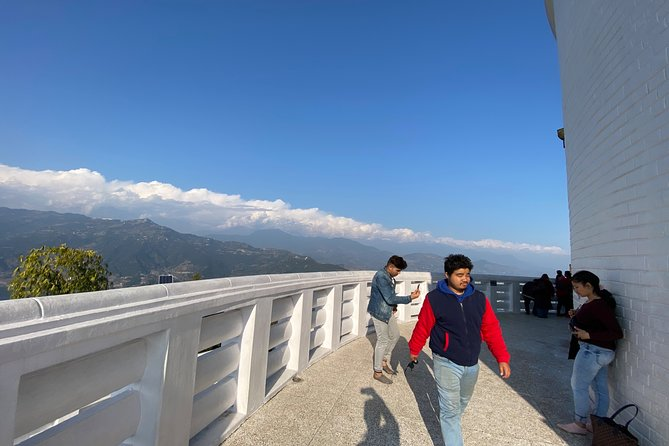Sunset Tour to World Peace Stupa in Pokhara