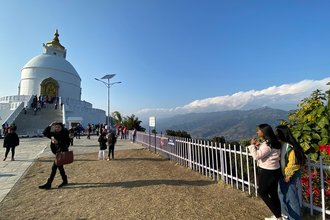 Car Drive Tour to World Peace Stupa