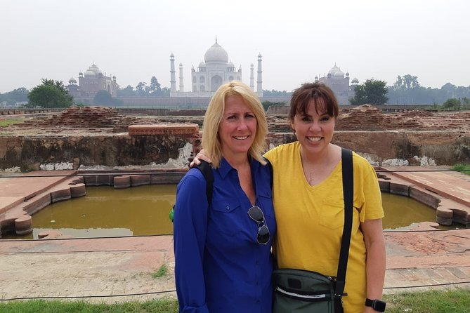 Taj Mahal and Agra Tour for 2 Days by Train