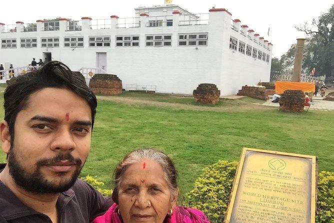 Half Day Mayadevi Temple Tour in Lumbini