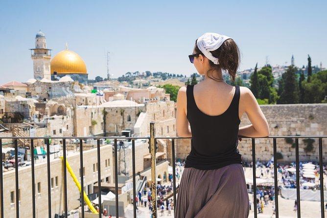 The Best Of Jerusalem Walking Tour