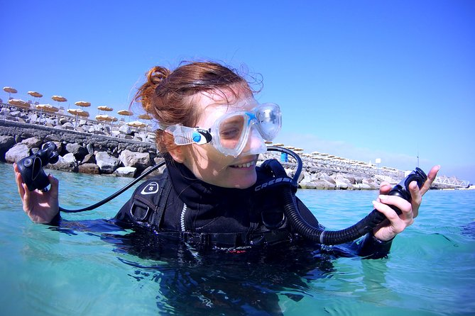 Scuba Diving Experience in Gran Canaria