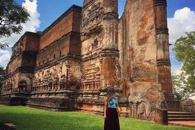 Polonnaruwa Full Day Tour