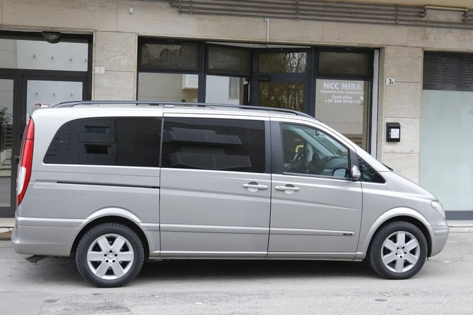 Private transfer, chauffeur service, from Dolo to Venice Marco Polo airport