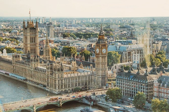 Westminster Audio Walk: Discover Big Ben, Houses of Parliament & Downing Street