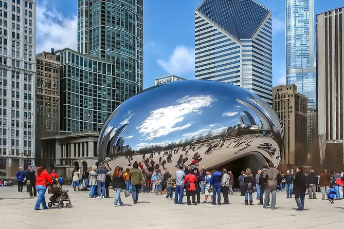 "Guided Tour ""Love Stories of Chicago"""