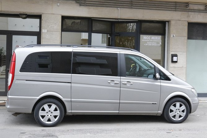 Private transfer, chauffeur service, from Padua to Venice Marco Polo airport