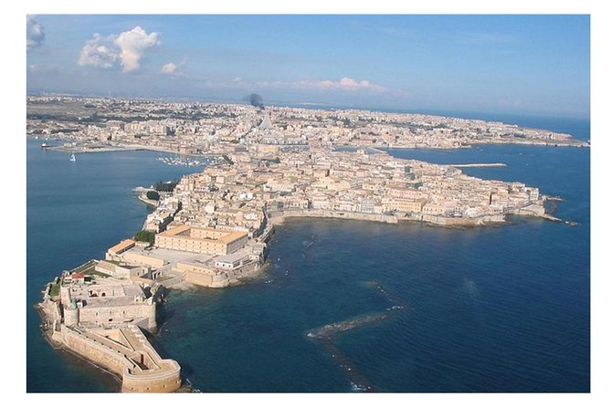Private Day Tour to Syracuse and Noto