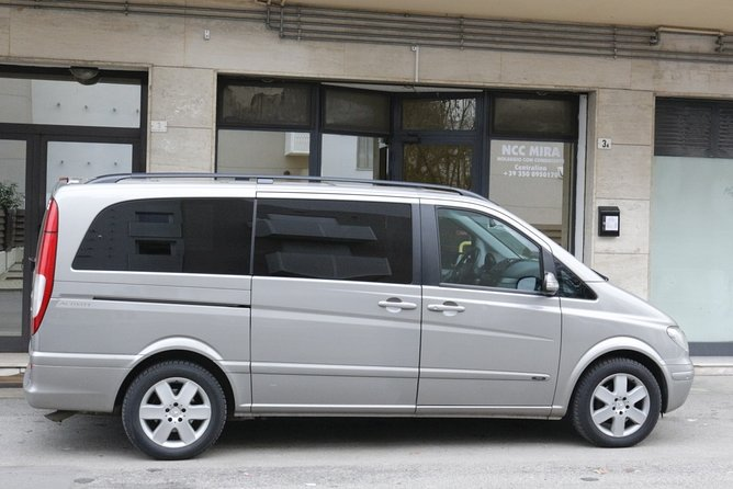 Private transfer, chauffeur service, from Abano Terme to Venice airport